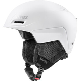 UVEX Jimm Helm, white mat